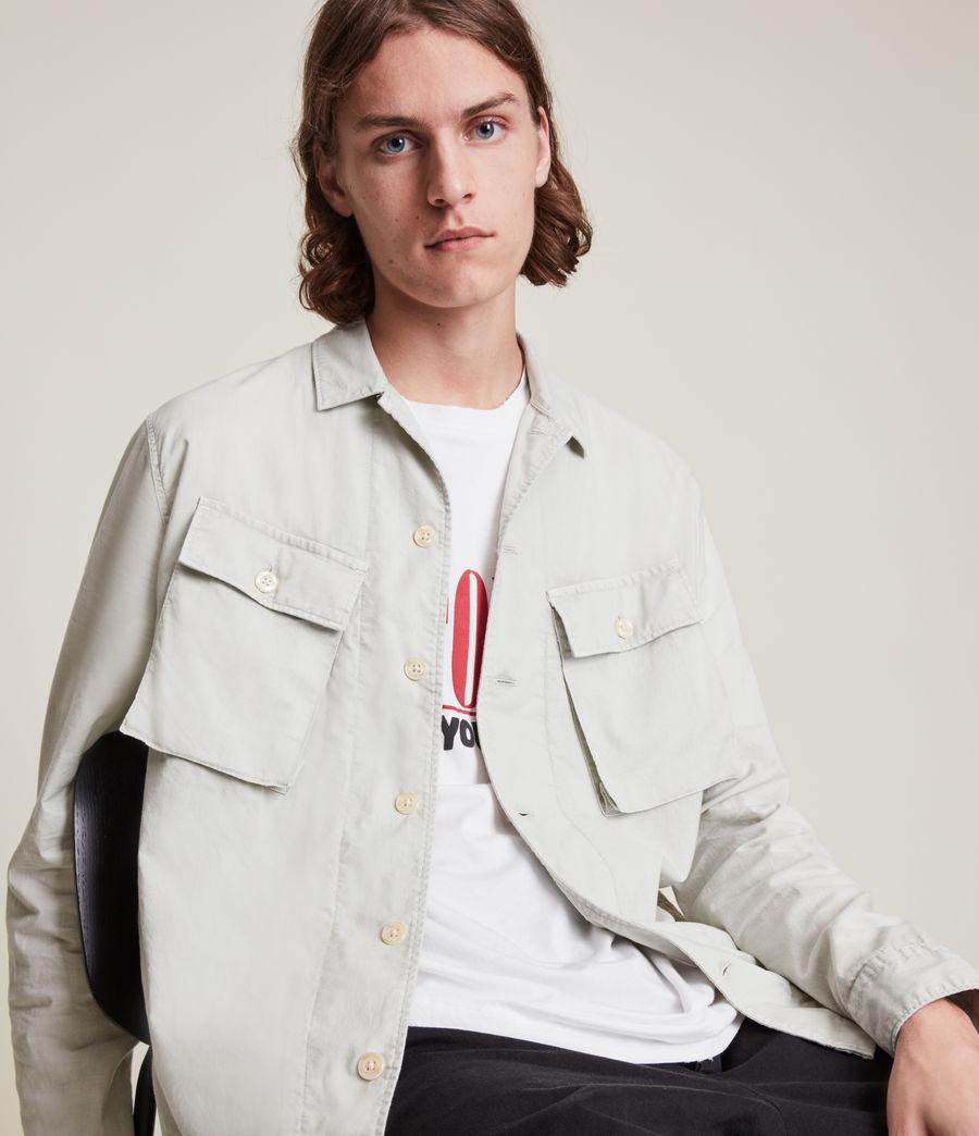 Men's Strathmoor Shirt (olive) - Image 3