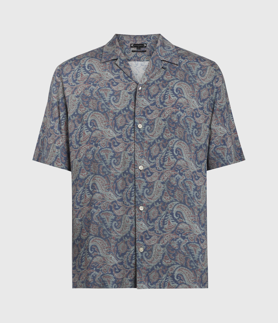 Men's Transmission Shirt (blue) - Image 1