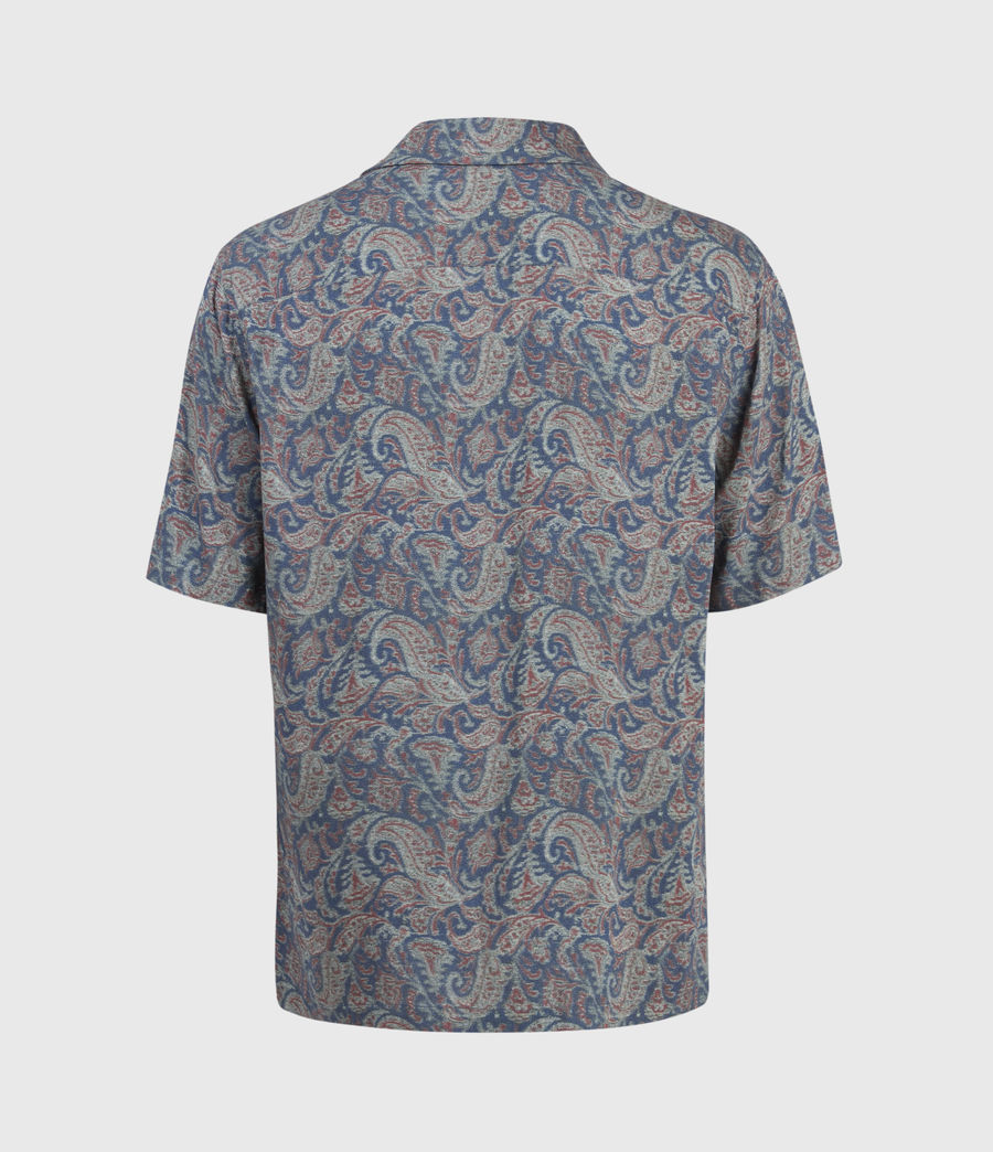 Men's Transmission Shirt (blue) - Image 2