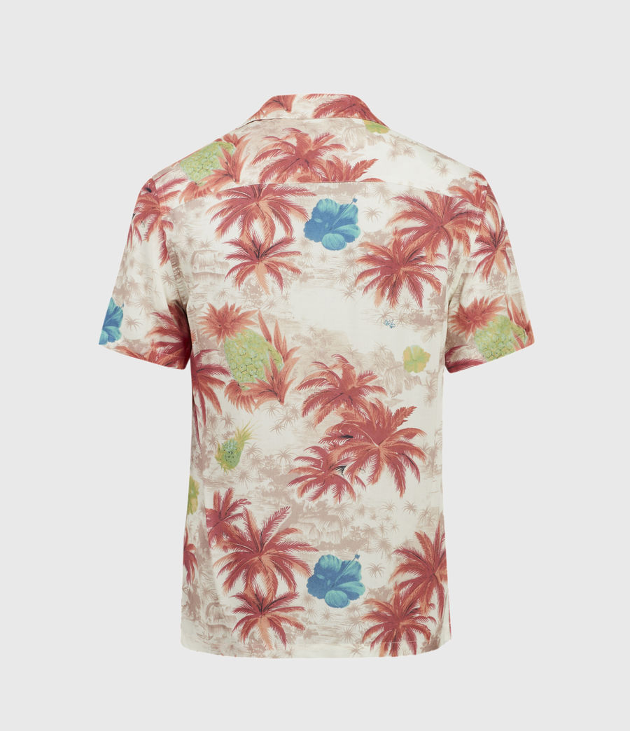 Men's Kanaloa Shirt (ecru) - Image 3