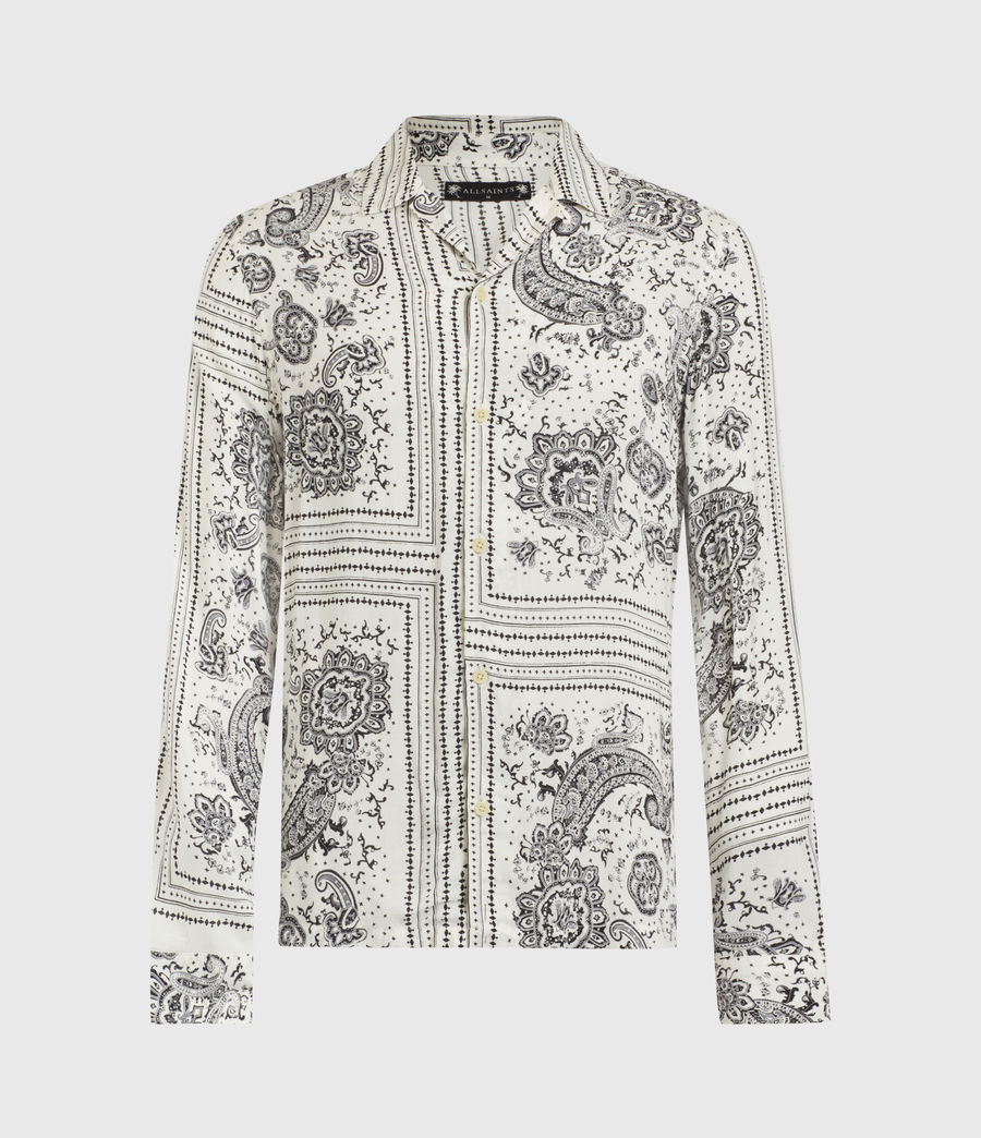 Men's Ventura Long Sleeve Shirt (ecru) - Image 2