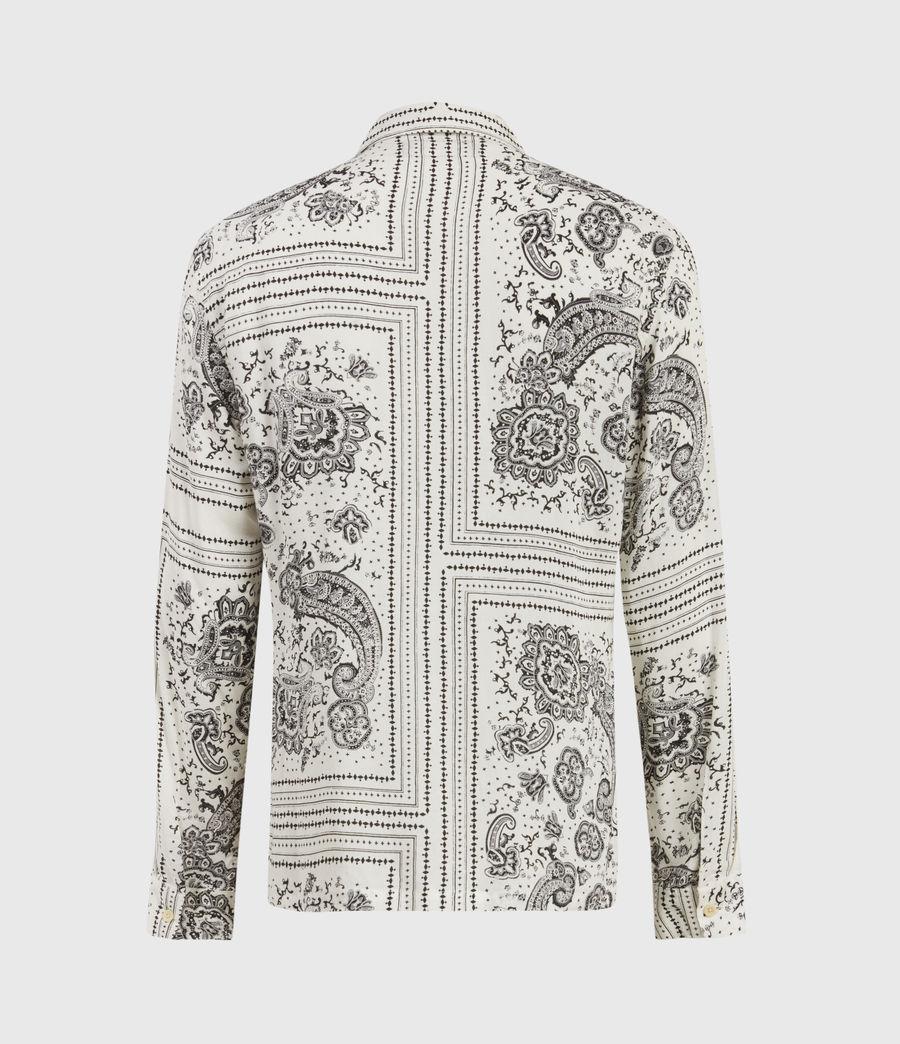 Men's Ventura Long Sleeve Shirt (ecru) - Image 3