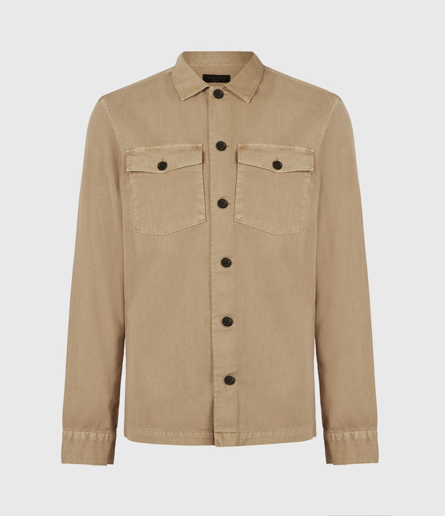 Men's Spotter Shirt (sahara_brown) - Image 2