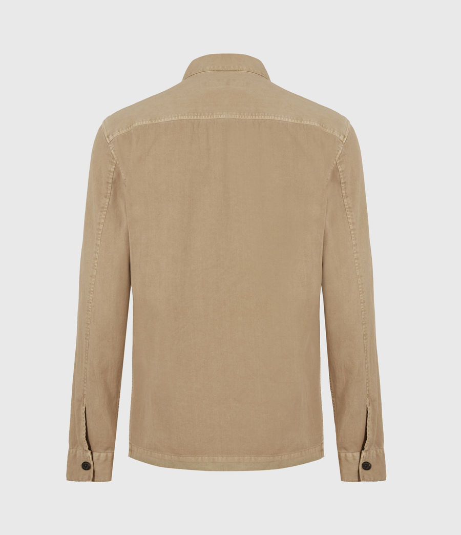 Men's Spotter Shirt (sahara_brown) - Image 3