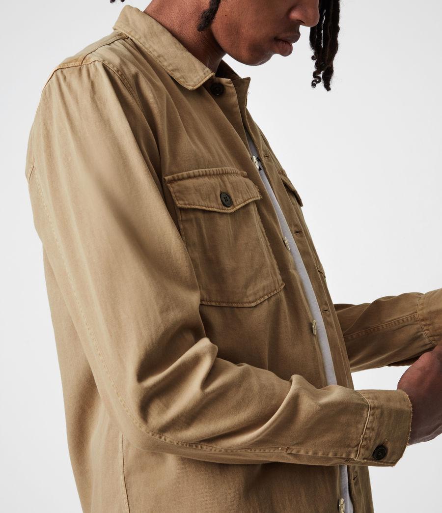 Men's Spotter Shirt (sahara_brown) - Image 5