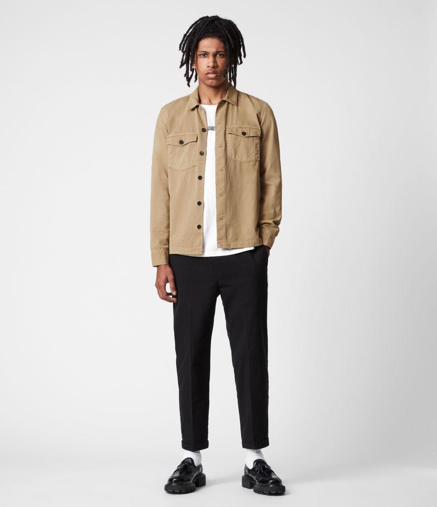 Men's Spotter Shirt (sahara_brown) - Image 6