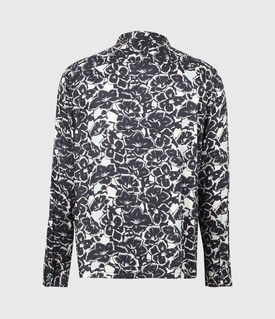 Mens Tiergarten Shirt (jet_black) - Image 3
