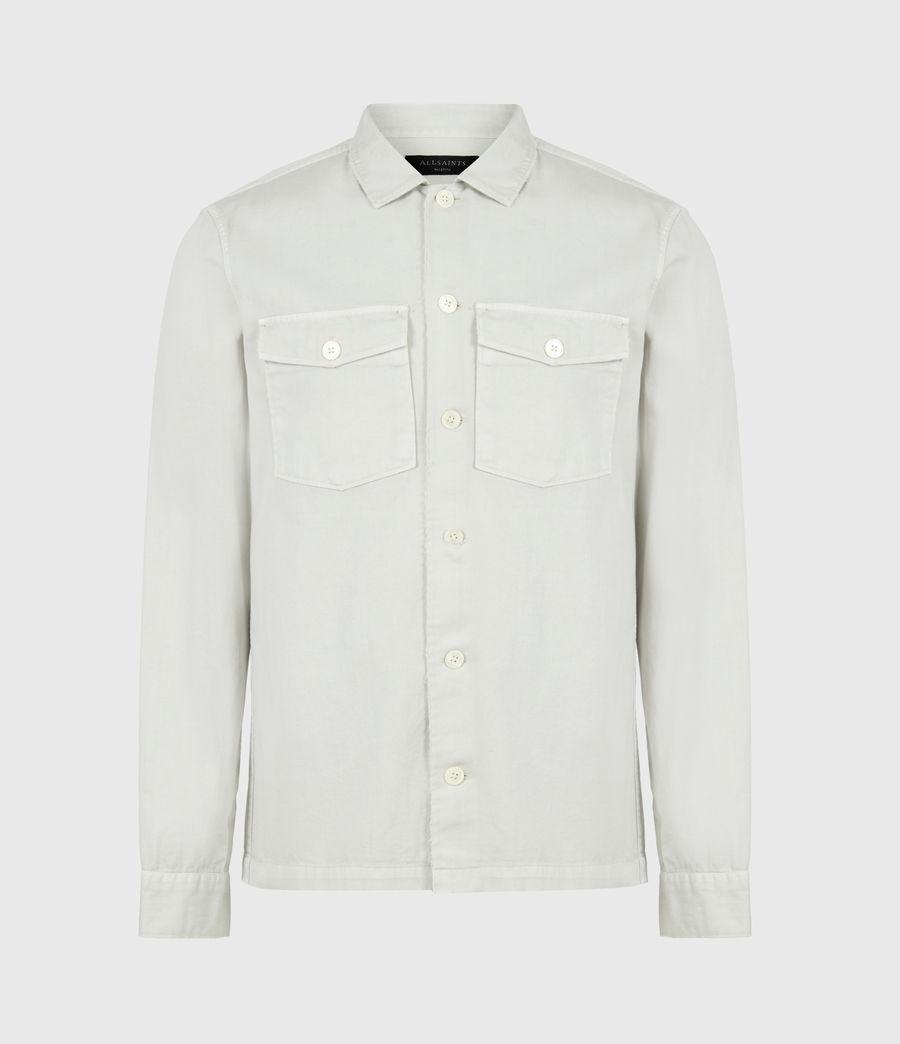 Men's Spotter Shirt (shadow_white) - Image 2