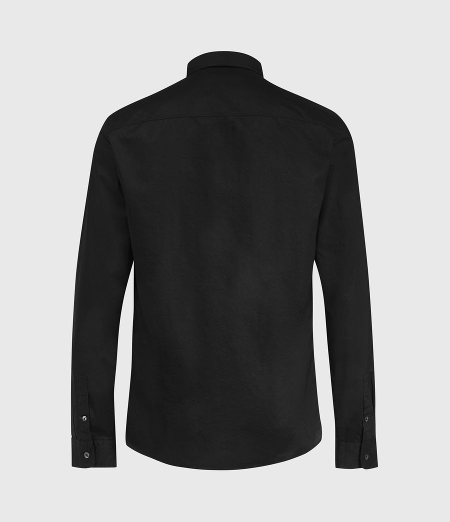 Men's Lindholm Shirt (black) - Image 5