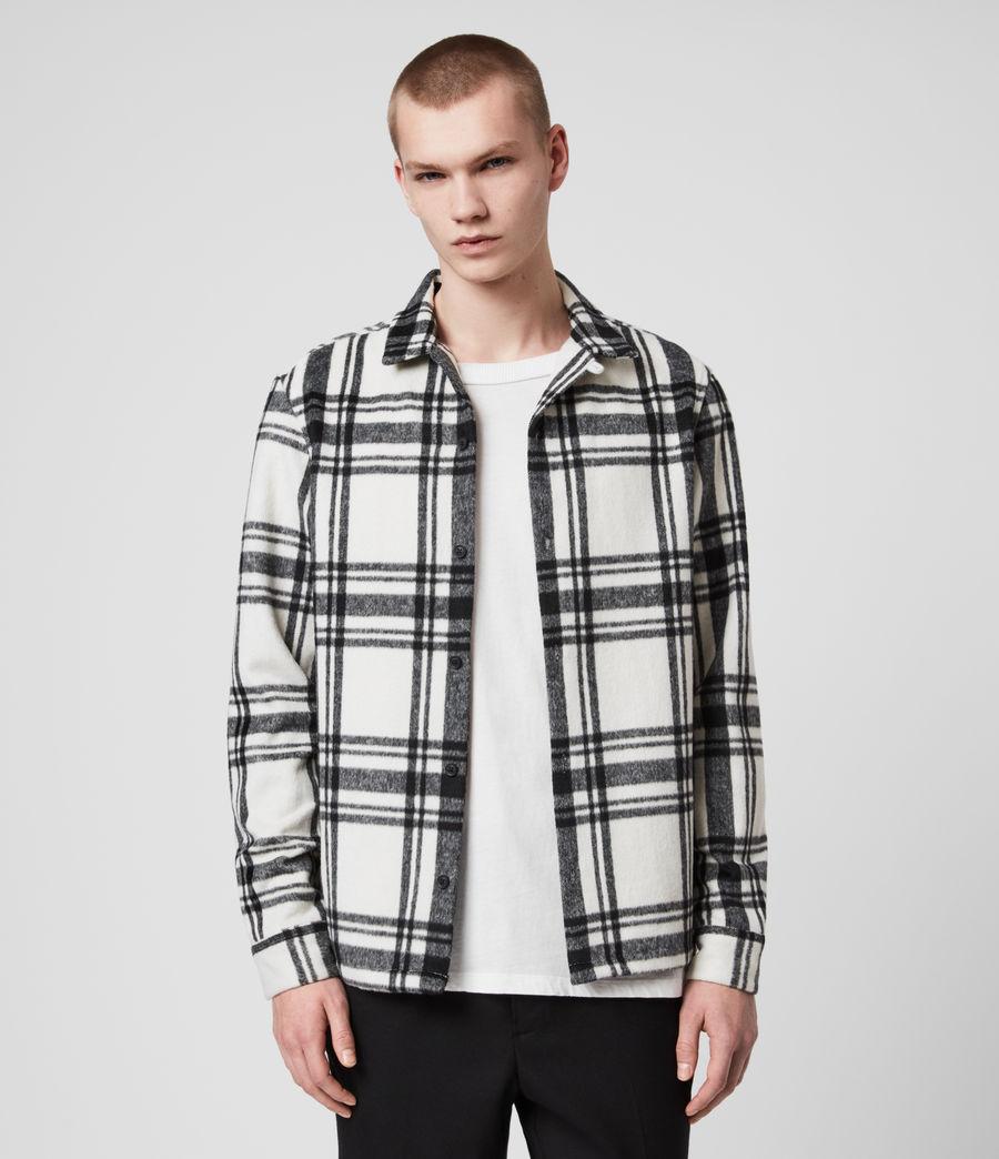 Mens Grayson Shirt (jet_black) - Image 1