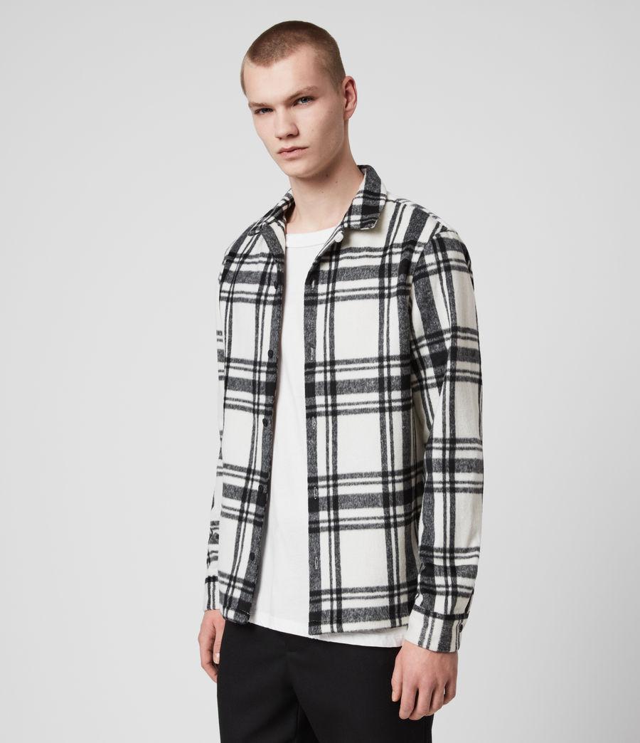 Mens Grayson Shirt (jet_black) - Image 4