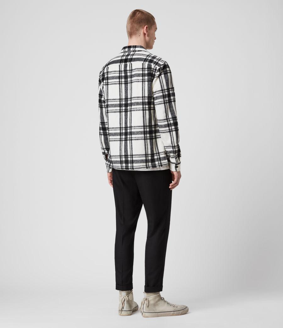 Mens Grayson Shirt (jet_black) - Image 5