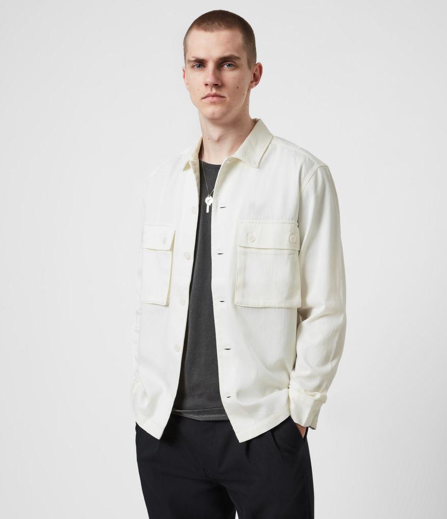 Men's Vanguard Shirt (bone_white) - Image 1