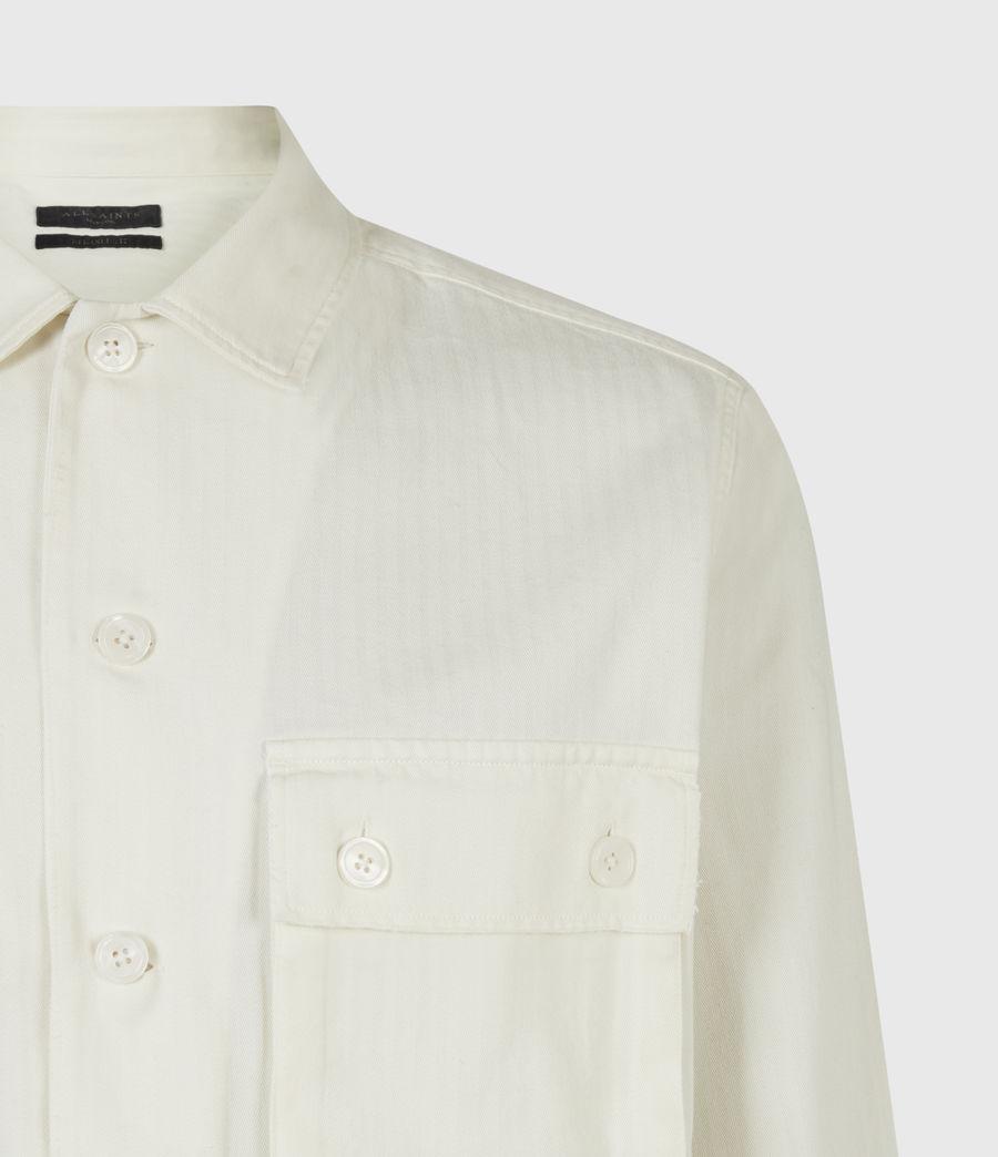 Men's Vanguard Shirt (bone_white) - Image 5