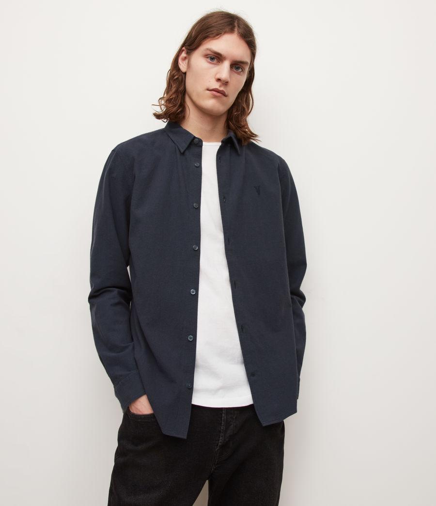 Men's Lovell Shirt (ink_navy) - Image 1