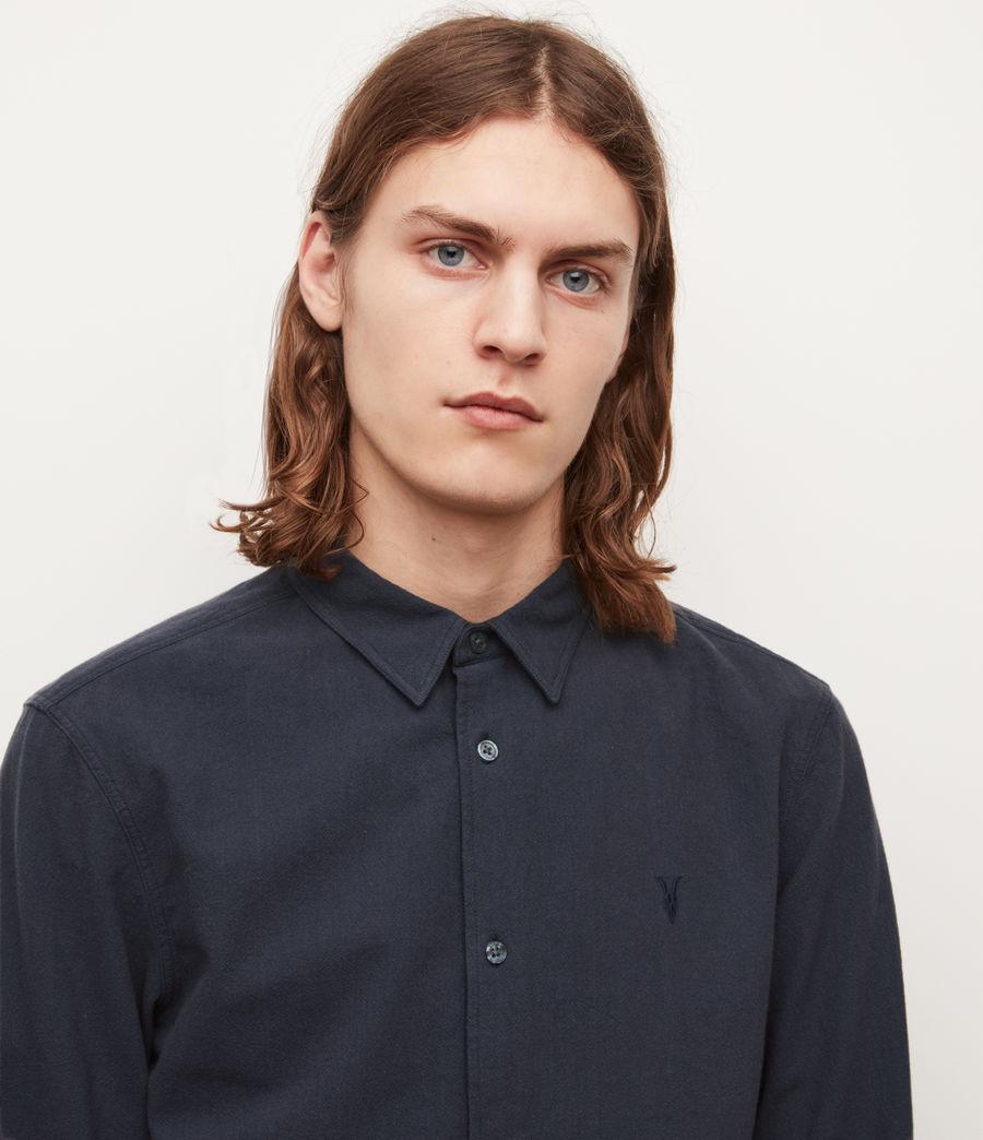 Men's Lovell Shirt (ink_navy) - Image 2