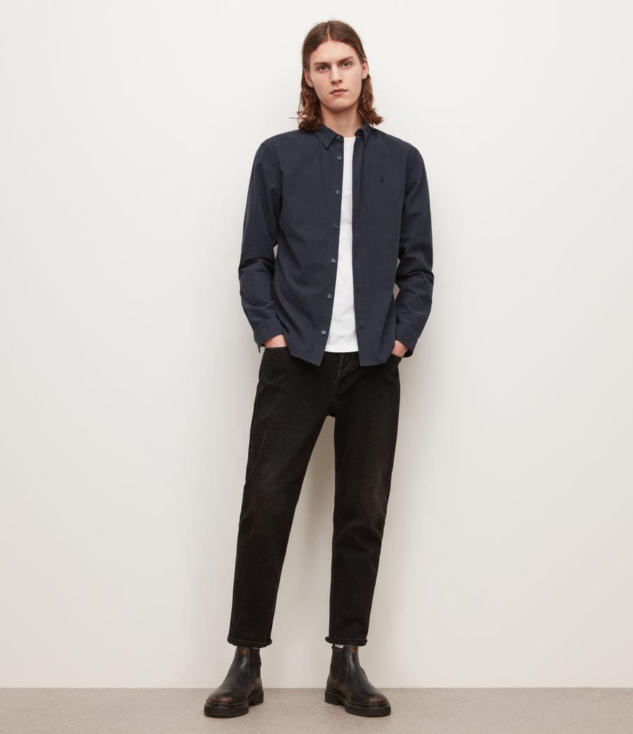 Men's Lovell Shirt (ink_navy) - Image 3
