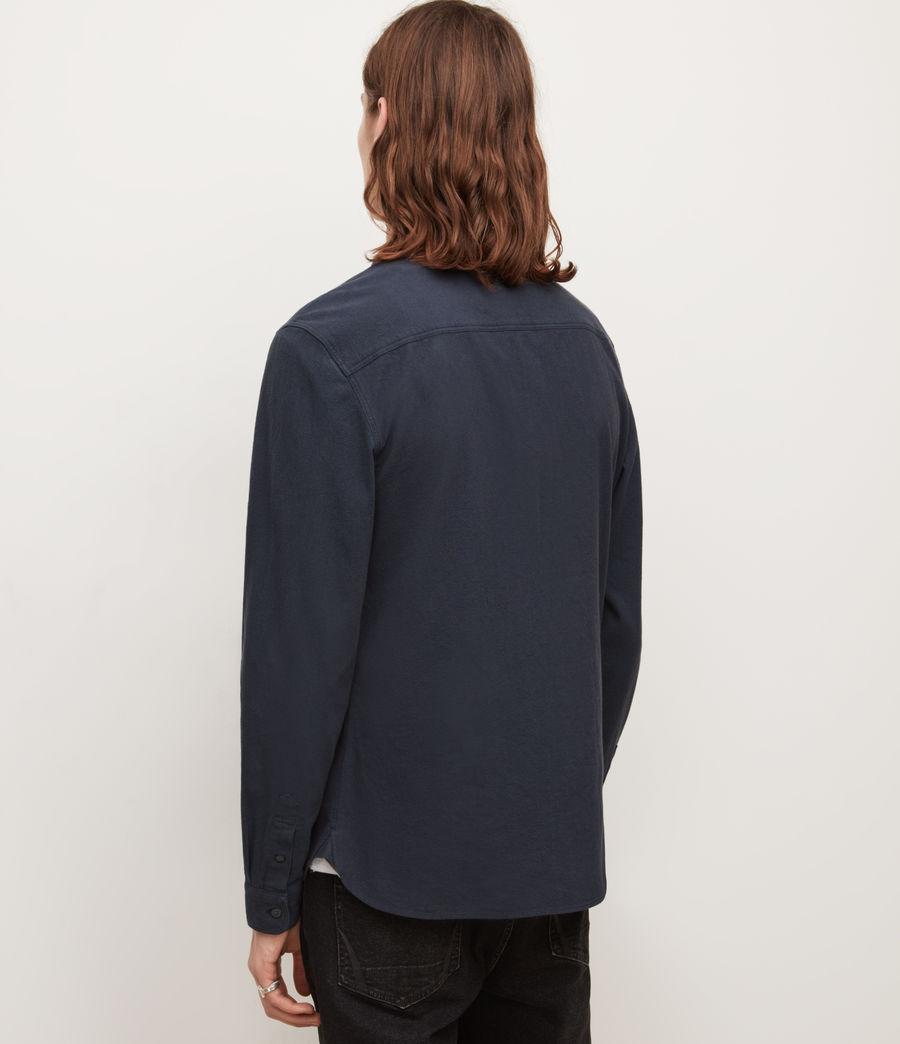 Men's Lovell Shirt (ink_navy) - Image 4