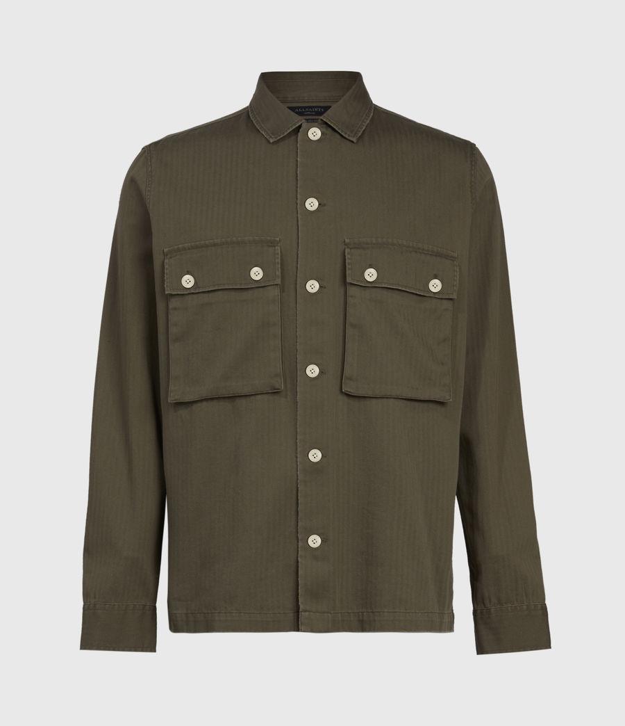 Mens Vanguard Shirt (khaki_green) - Image 2