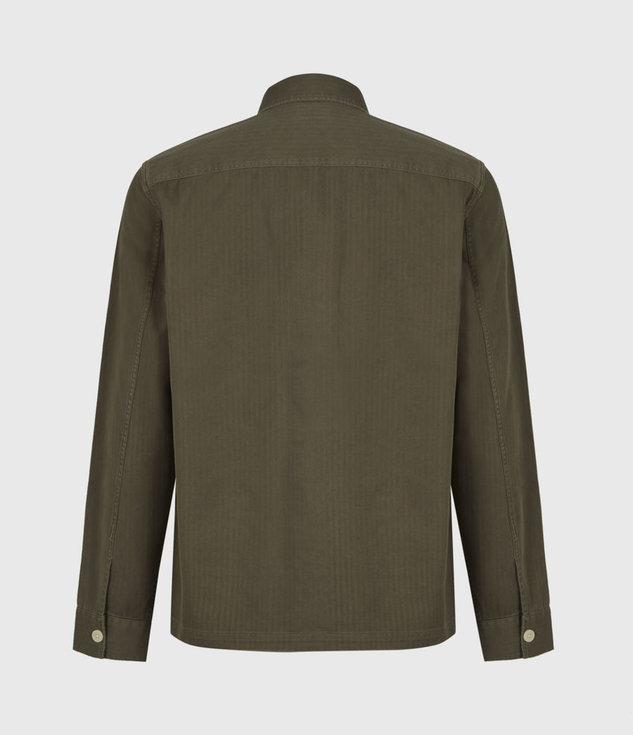 Mens Vanguard Shirt (khaki_green) - Image 3
