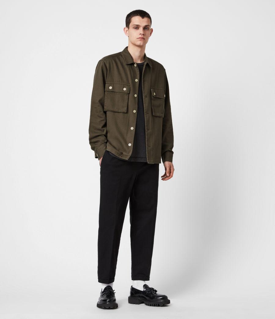 Mens Vanguard Shirt (khaki_green) - Image 4
