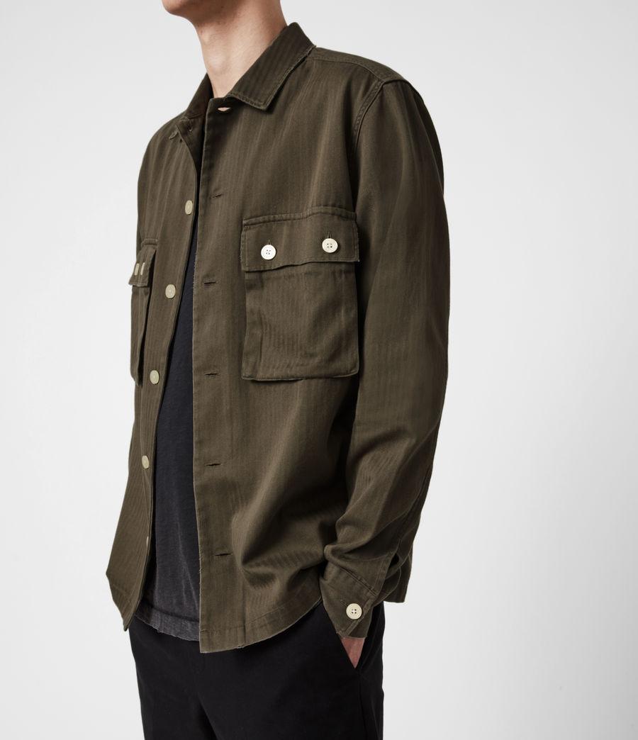 Mens Vanguard Shirt (khaki_green) - Image 6