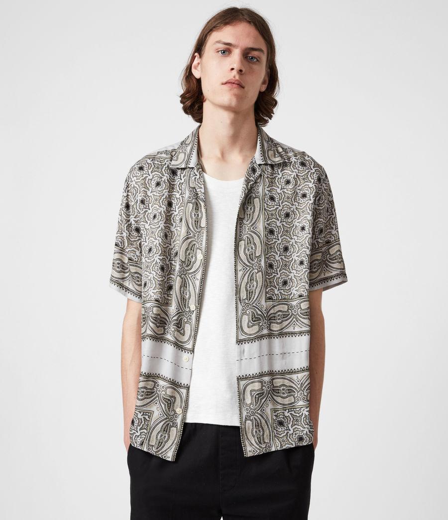 Men's Sinaloa Shirt (cloud_grey) - Image 1