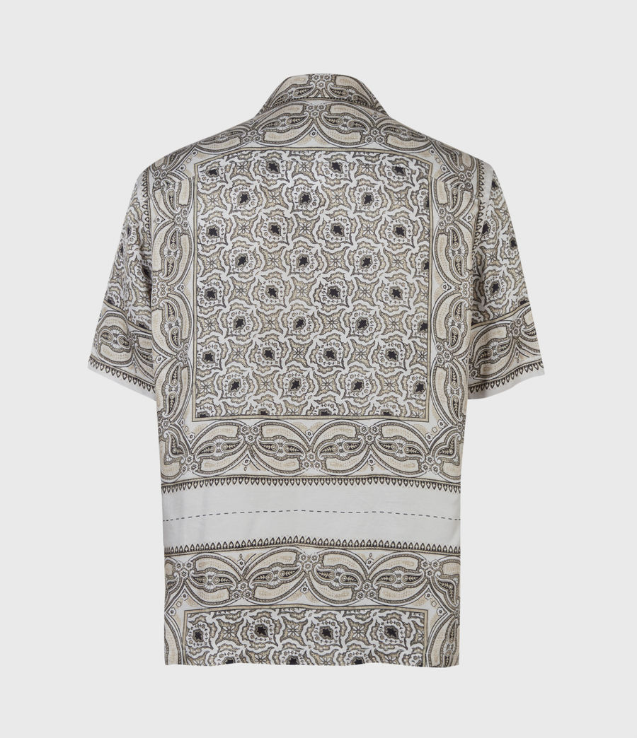 Men's Sinaloa Shirt (cloud_grey) - Image 3