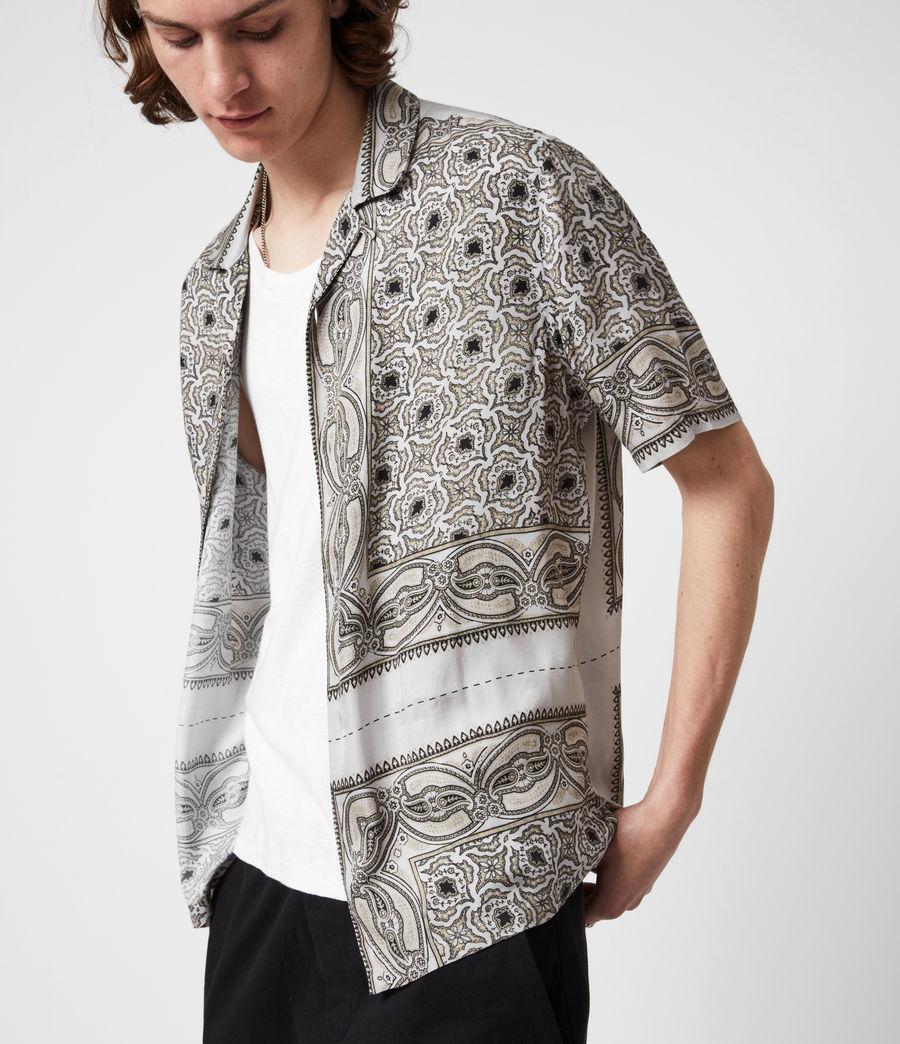 Men's Sinaloa Shirt (cloud_grey) - Image 4