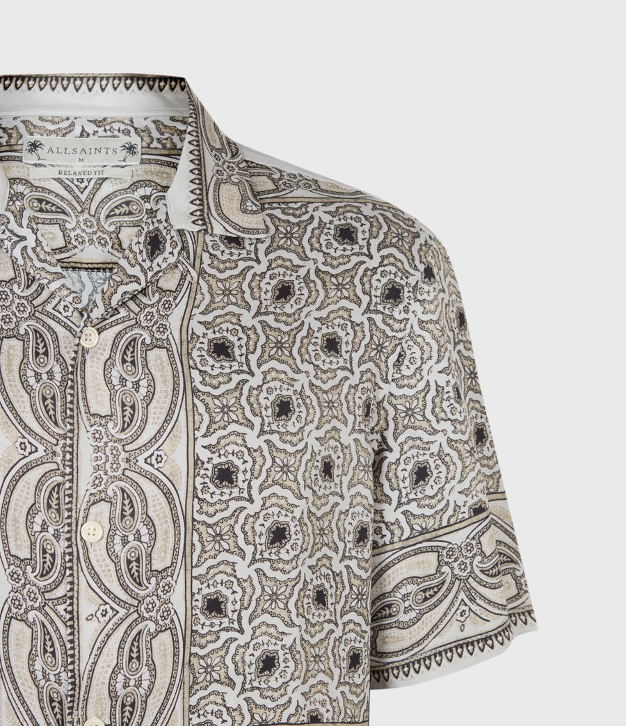 Men's Sinaloa Shirt (cloud_grey) - Image 5
