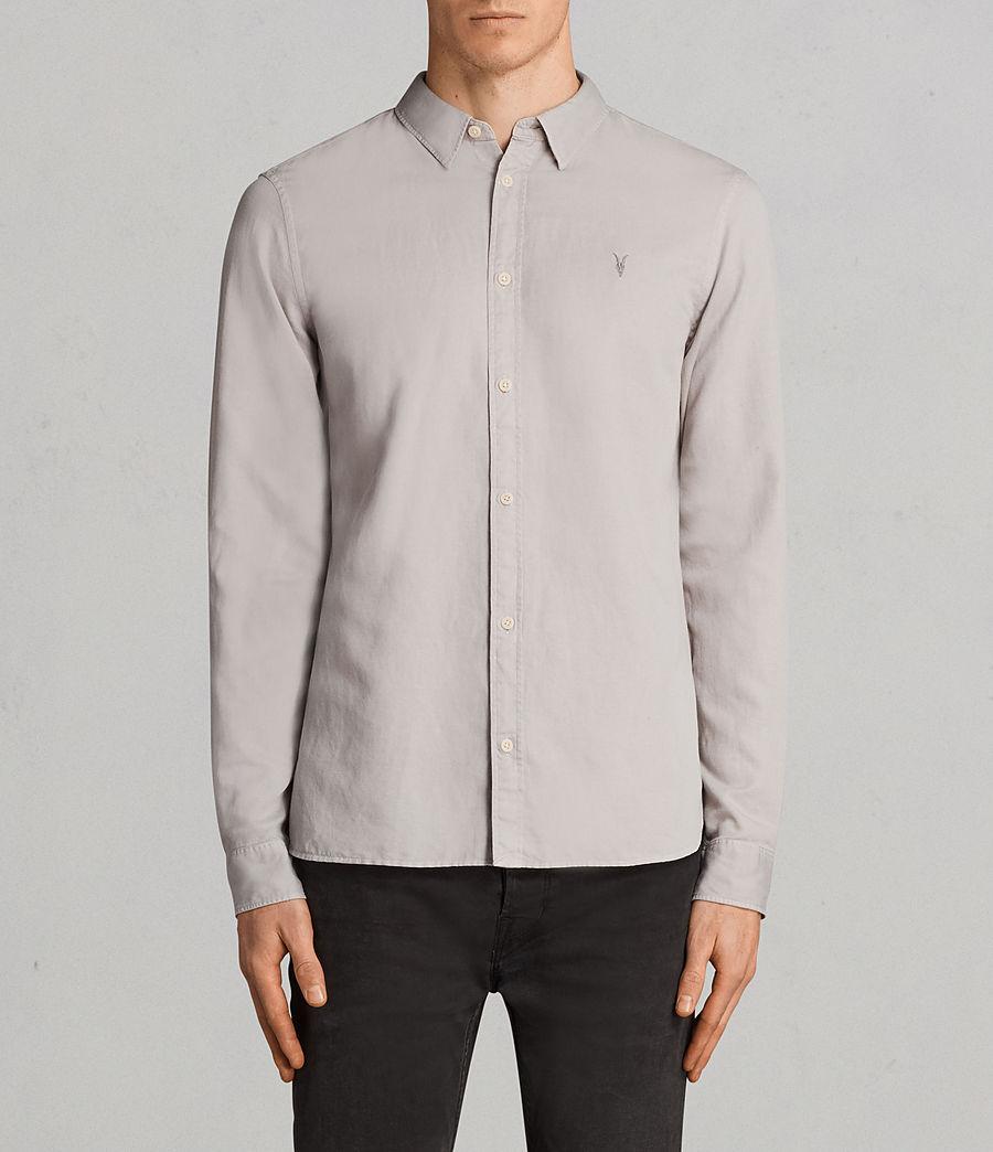 Men's Westlake Shirt (pebble_grey) - Image 1