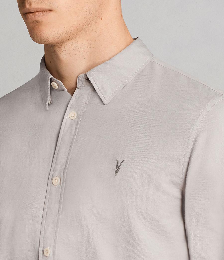 Men's Westlake Shirt (pebble_grey) - Image 2