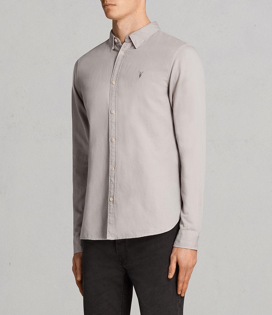 Men's Westlake Shirt (pebble_grey) - Image 3