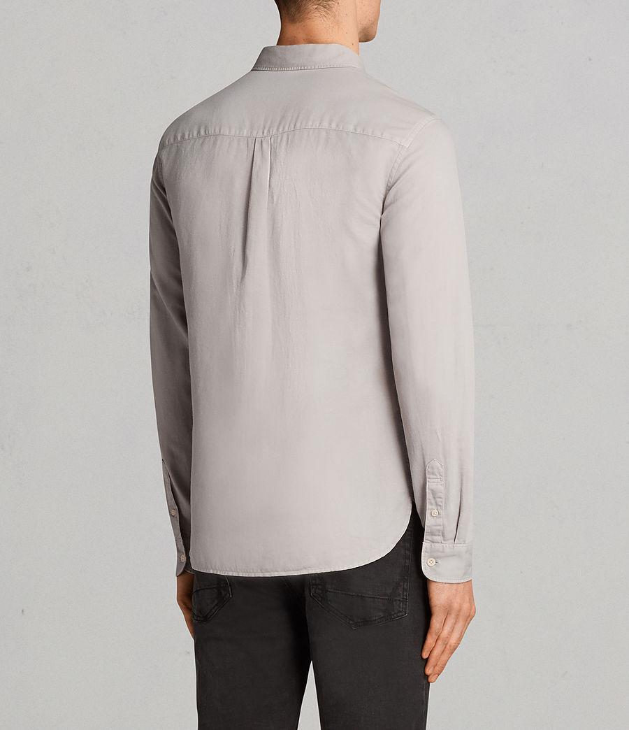 Men's Westlake Shirt (pebble_grey) - Image 4