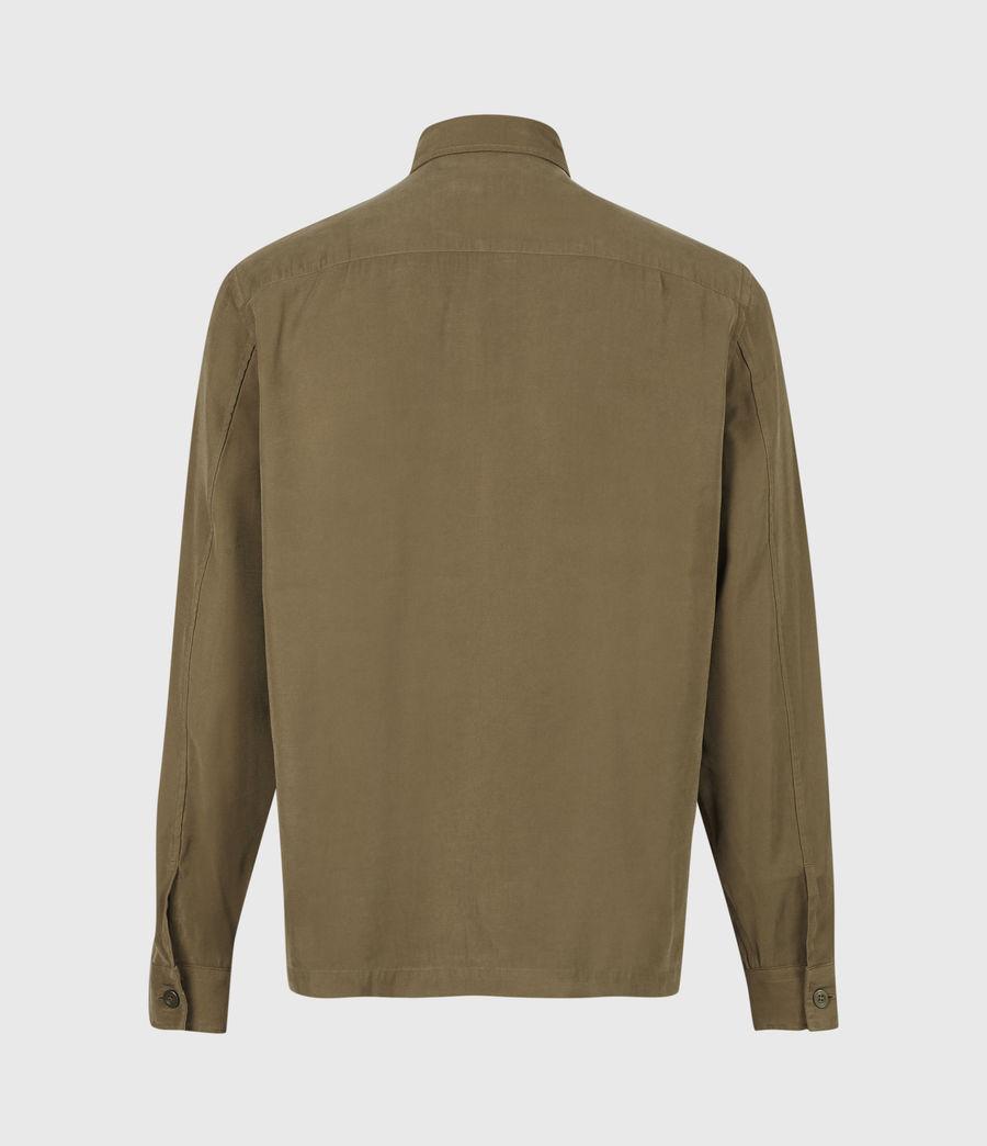 Men's Brevet Shirt (khaki_green) - Image 3