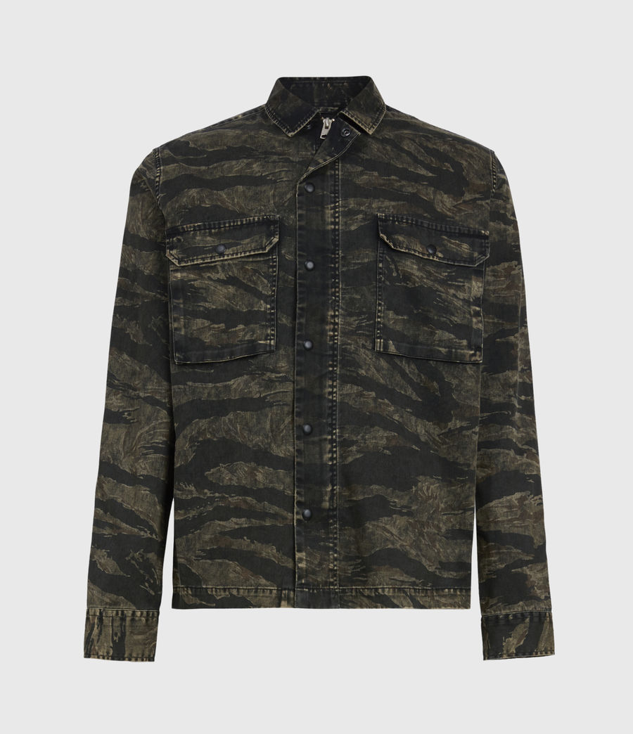 Mens Deploy Shirt (black) - Image 2
