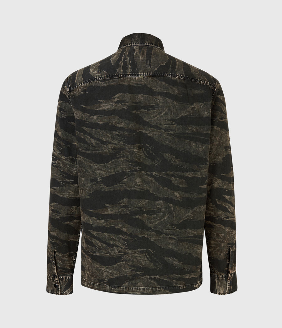 Mens Deploy Shirt (black) - Image 3