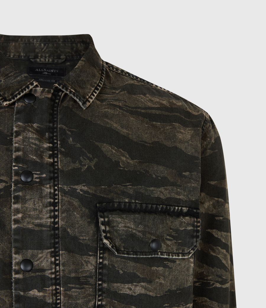 Mens Deploy Shirt (black) - Image 5