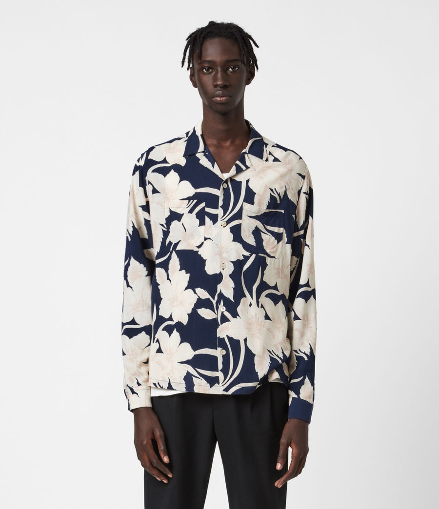 all saints best printed shirts