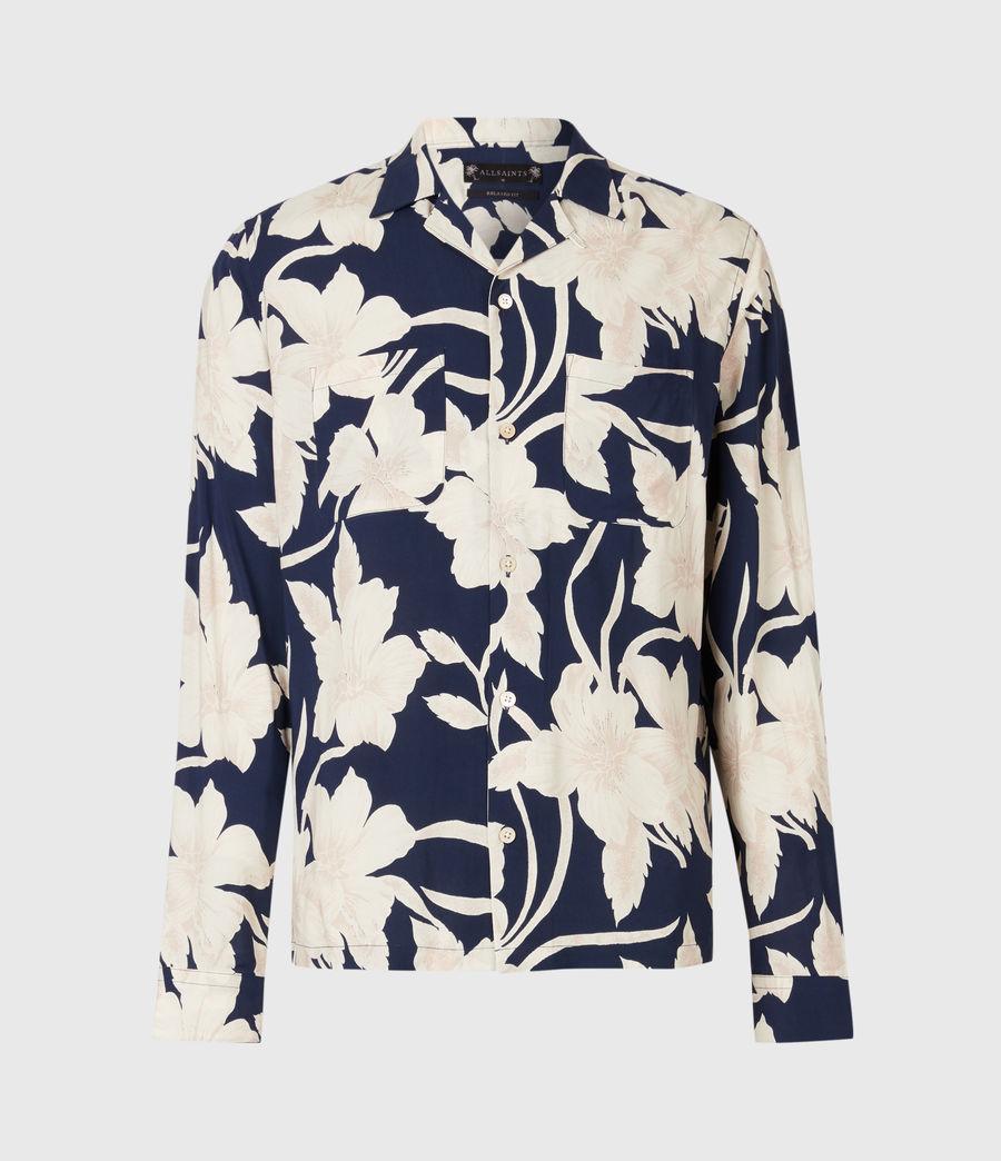 Mens Jardin Shirt (ink) - Image 2