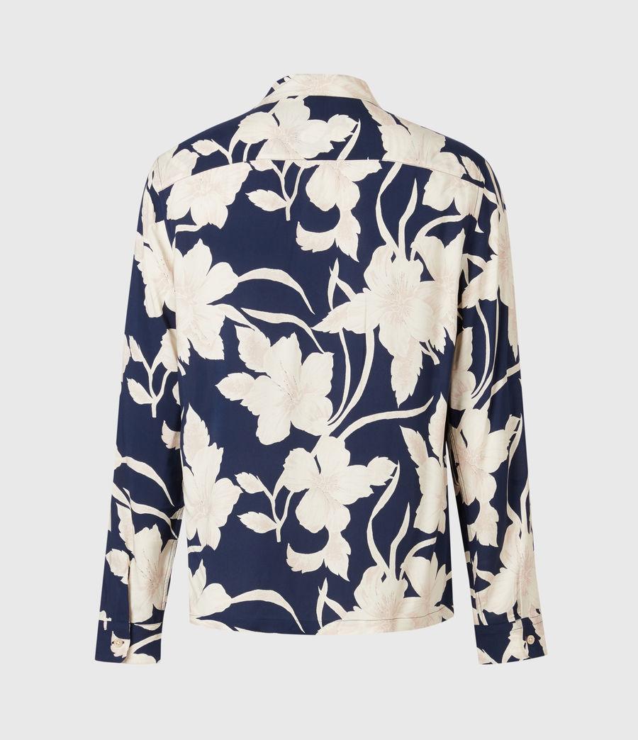 Mens Jardin Shirt (ink) - Image 3