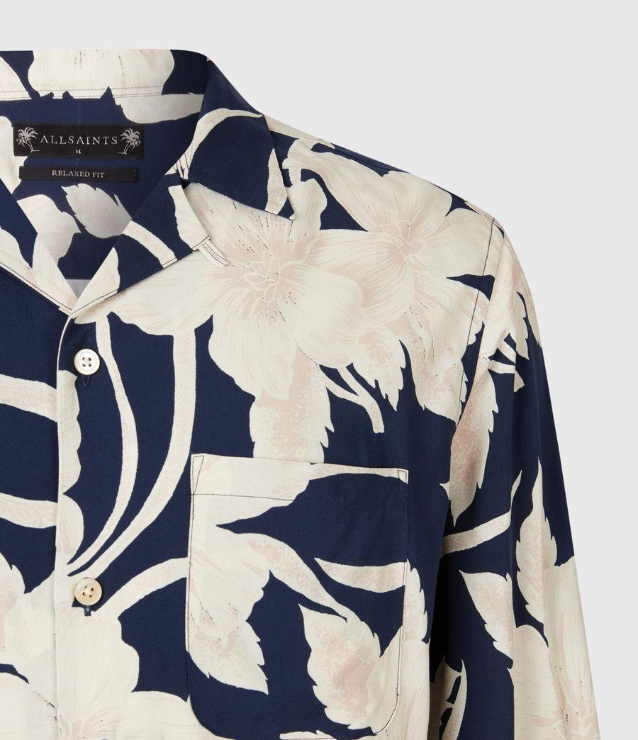 Mens Jardin Shirt (ink) - Image 4