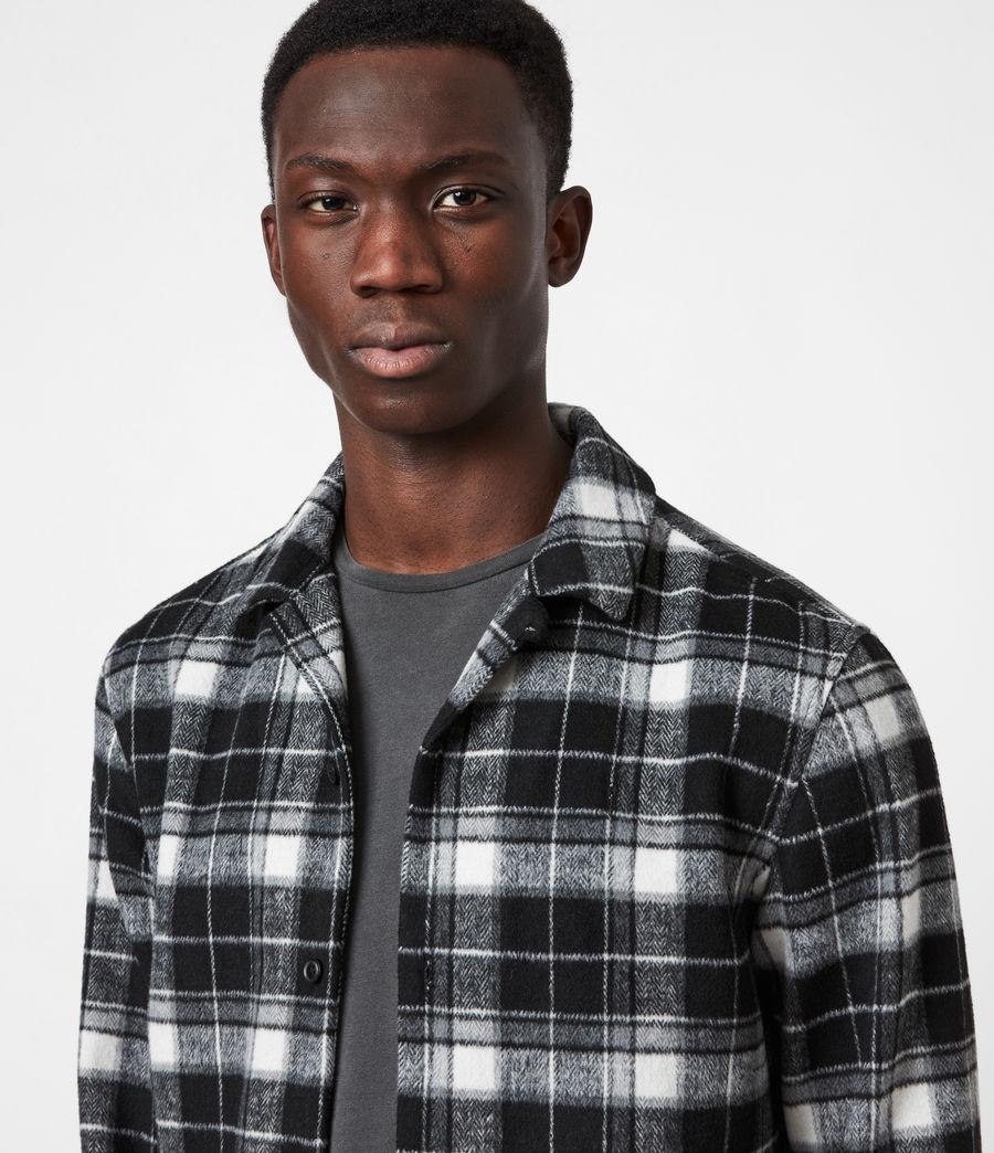 Men's Treptow Shirt (black) - Image 4