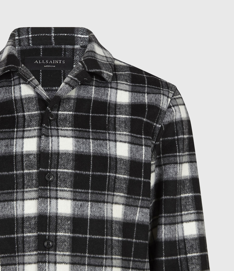 Men's Treptow Shirt (black) - Image 5