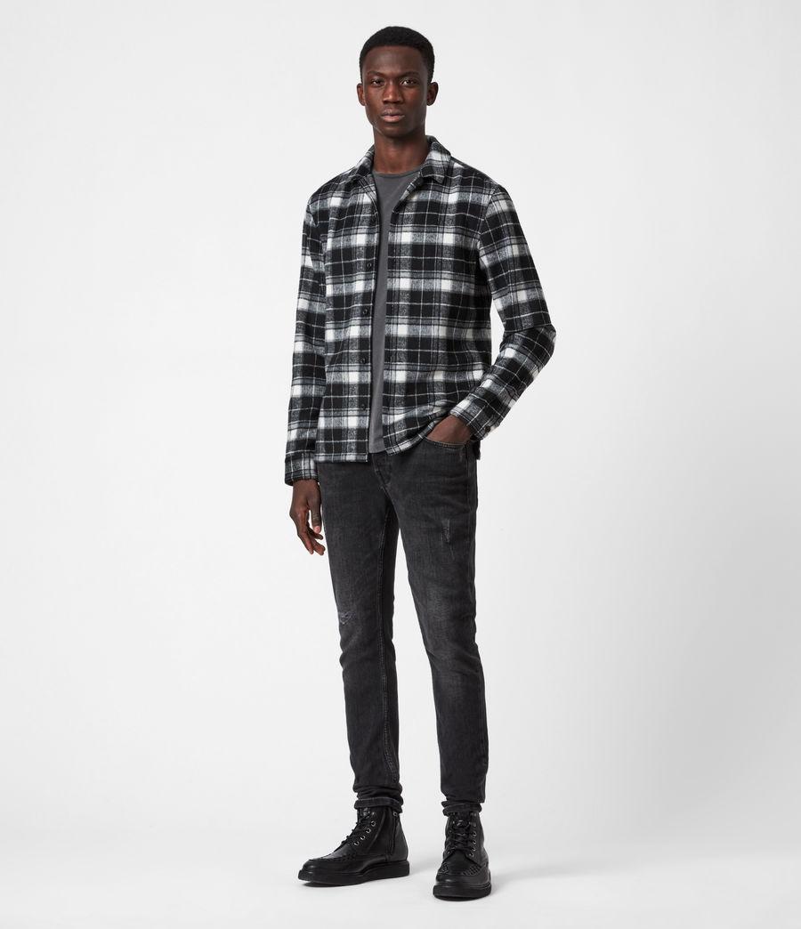 Men's Treptow Shirt (black) - Image 6