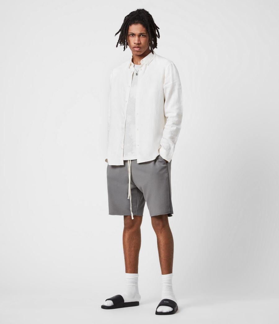 Men's Hewitt Shirt (traditional_white) - Image 6