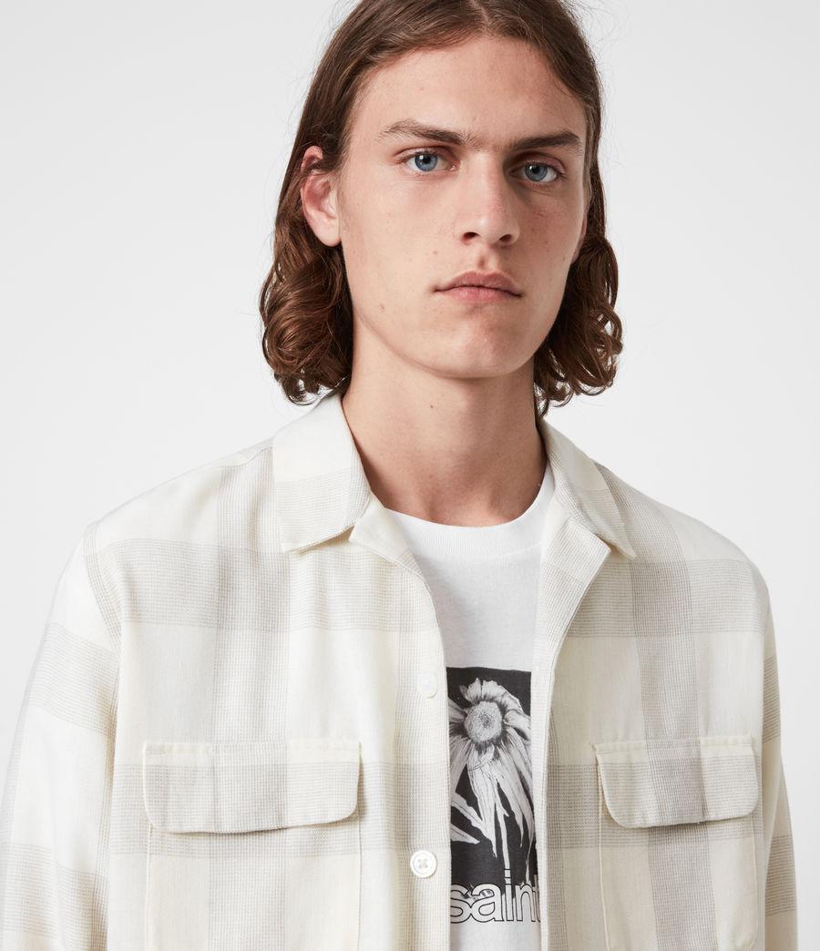 Herren Cammargo Shirt (vanilla_parisian_g) - Image 4