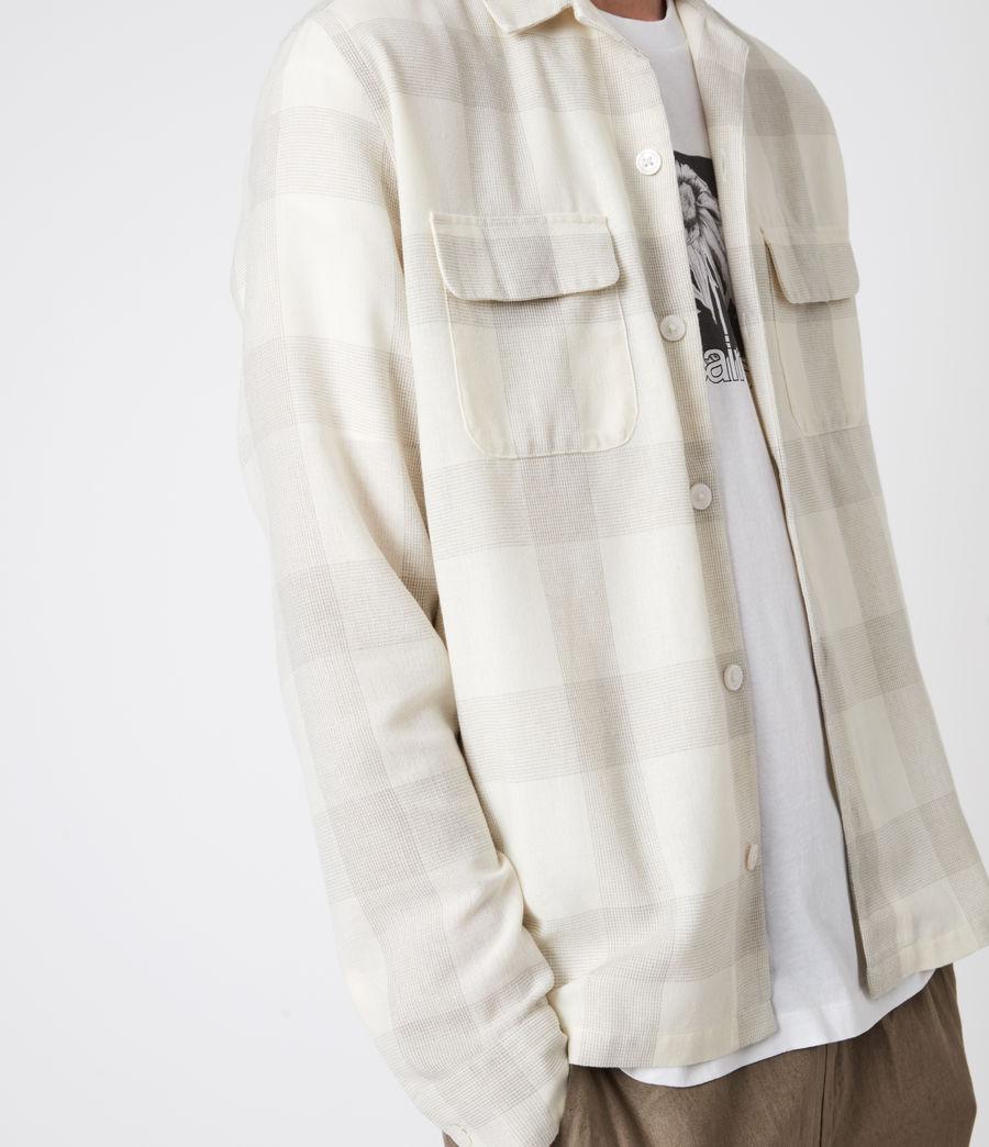 Herren Cammargo Shirt (vanilla_parisian_g) - Image 5