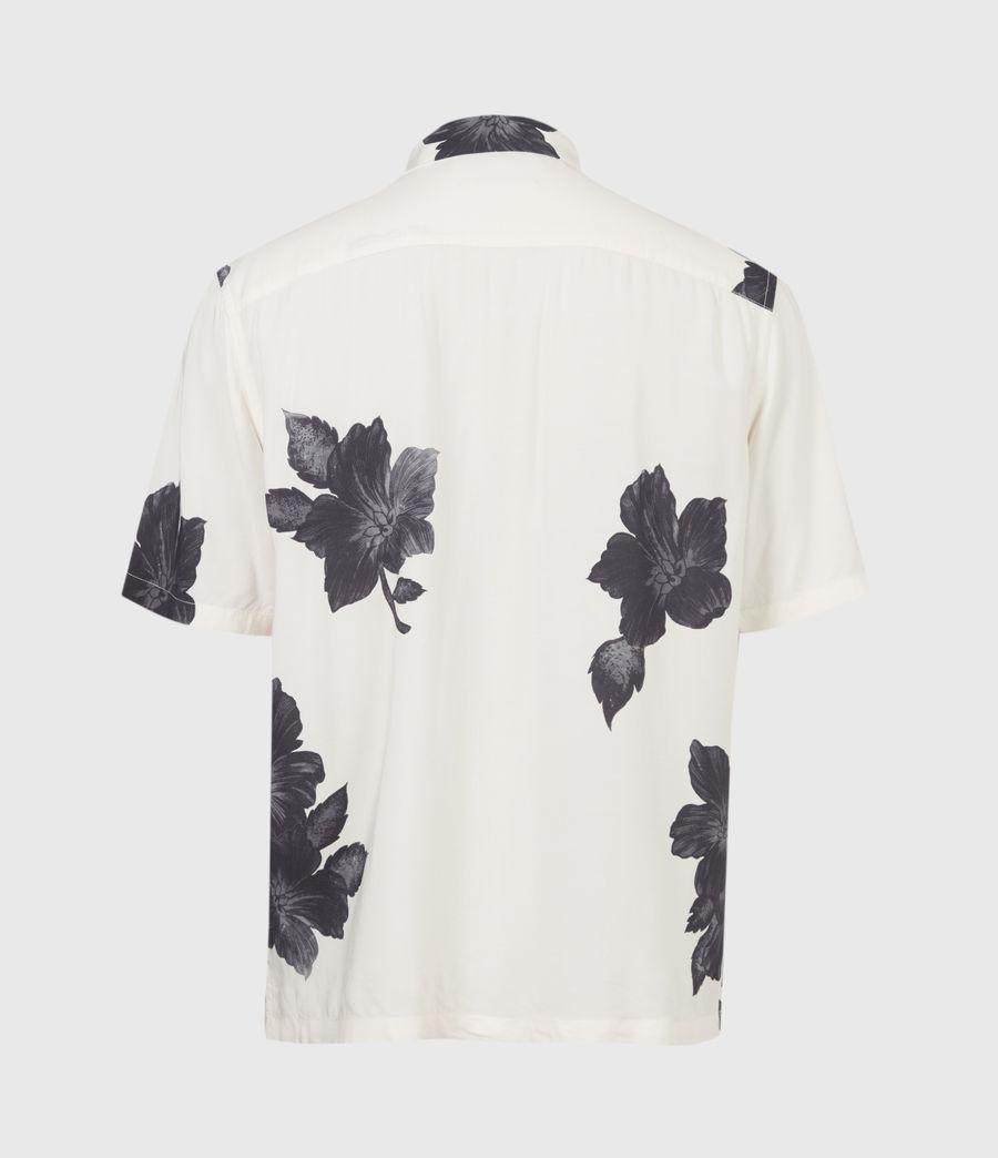 Men's Bouquet Shirt (ecru) - Image 3