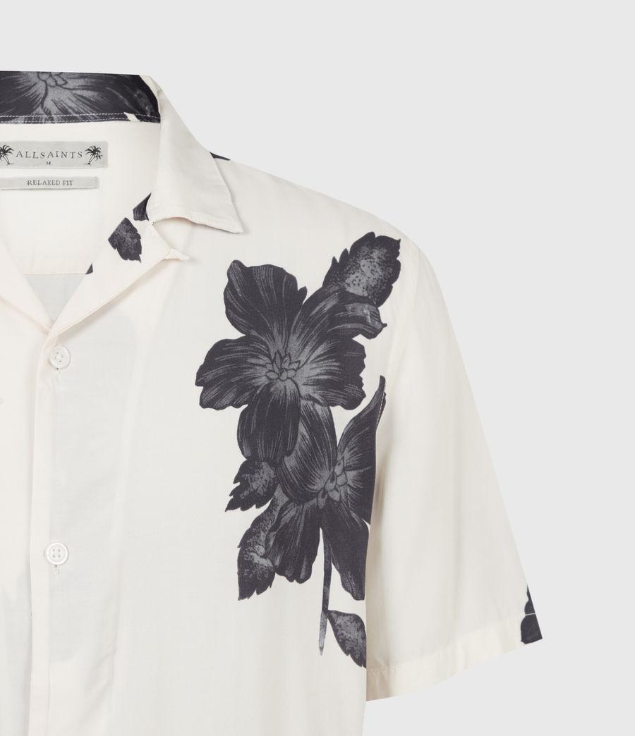 Men's Bouquet Shirt (ecru) - Image 5